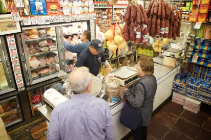Teitel Brothers sells cured meats and cheeses, imported canned and dried goods and marinated artichokes, olives and more.