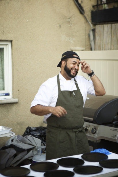 Chef Elio Lapais